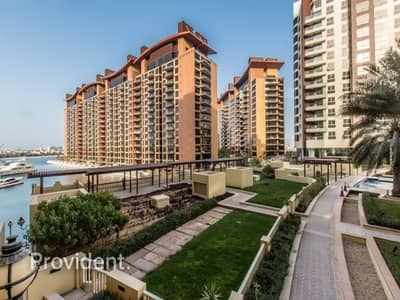 2 Bedroom Apartment for Rent in Palm Jumeirah, Dubai - Vacant Now   Extended Balcony   Sea View   New!