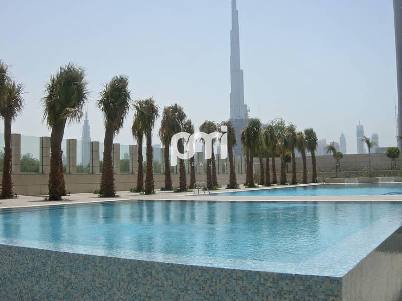 Rented | Spacious | 5-Star Hotel Amenities
