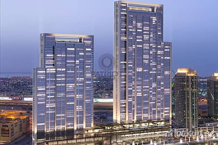 2 Bedroom Apartment for Sale in Downtown Dubai, Dubai - 2 Bedroom | Higher Floor | Investor Deal