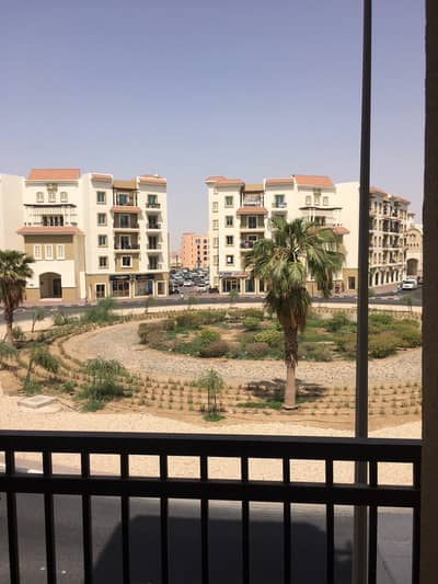 Studio for Rent in International City, Dubai - Ready to Move in Studio With Hanging Balcony Greece Cluster
