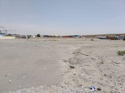 Industrial Land for Rent in Al Quoz, Dubai - Hot Deal 2 Months Free Industrial Land For Rent Prime Location at Main Road Facing