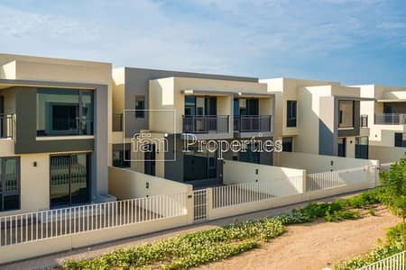 تاون هاوس 3 غرف نوم للايجار في دبي هيلز استيت، دبي - Single row| Ready to move in Spet| 3BR |