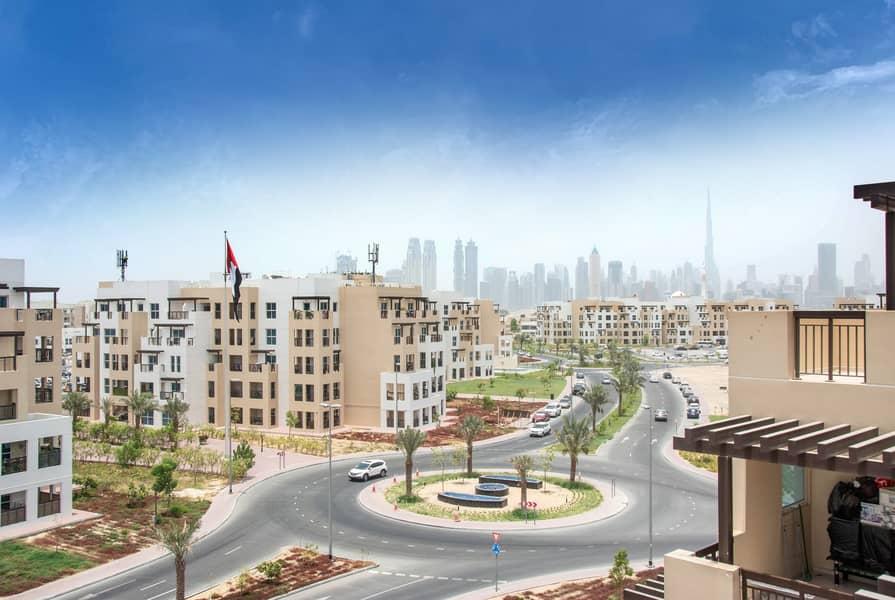 16 Burj Khalifa View | Freehold Community | Brand New | Amazing Layout | Free Parking | Free Shuttle Bus | Spacious