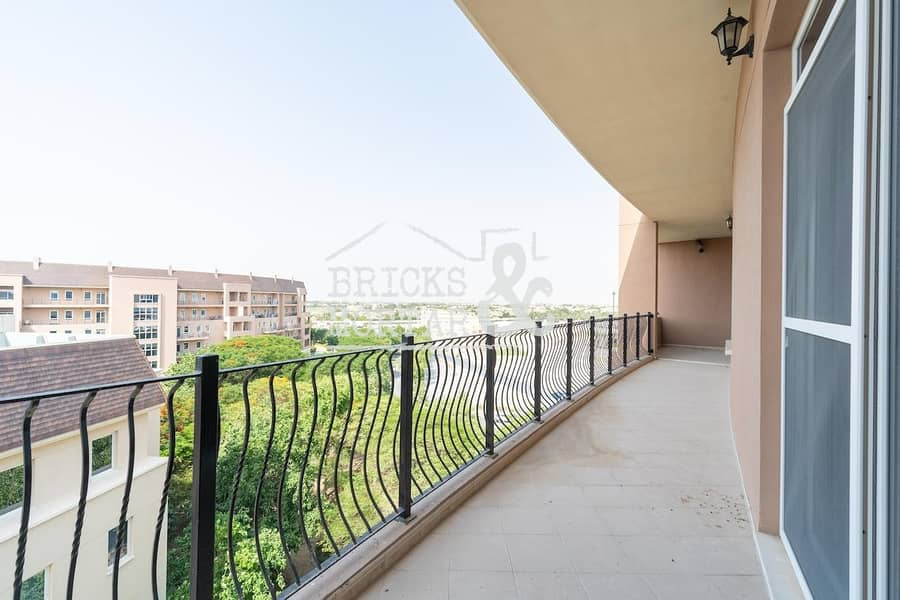 Garden View | Well Maintained | 1 Month Free