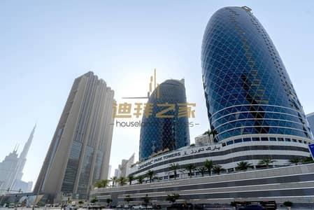 فلیٹ 3 غرف نوم للايجار في مركز دبي المالي العالمي، دبي - Large And Spacious 3 Bedrooms Plus Maid's room