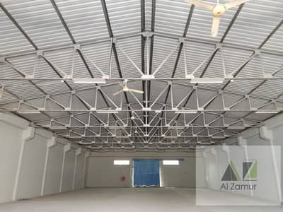 Warehouse for Rent in Umm Ramool, Dubai - Spacious Ware House For Rent