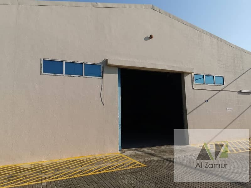 9 Spacious Ware House For Rent