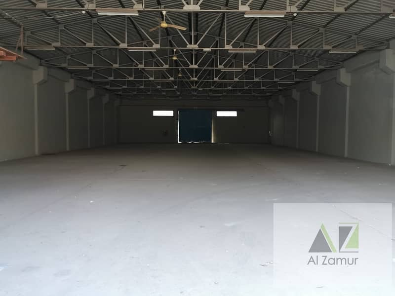 2 Spacious Ware House For Rent