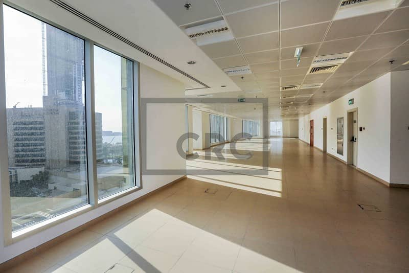 2 Dubai Marina | Fully Fitted | Half & Full Floor