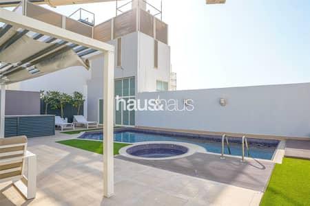 4 Bedroom Penthouse for Sale in Dubai Marina, Dubai - Exclusive Agent | Private Pool | Elevator