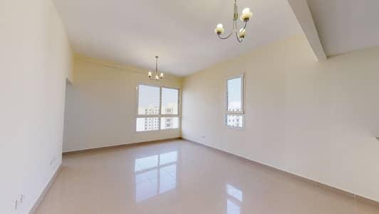 فلیٹ 1 غرفة نوم للايجار في القوز، دبي - Jogging track | Volleyball court | Pay rent online