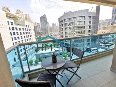 Nicely Furnished Huge 1 Bedroom 2 Balconies