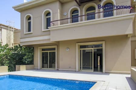 4 Bedroom Villa for Rent in Al Raha Golf Gardens, Abu Dhabi - Well Maintained I Spacious I Private pool & Garden