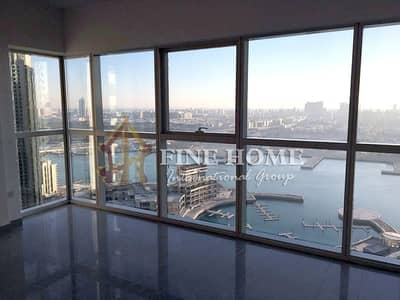 2 Bedroom Flat for Sale in Al Reem Island, Abu Dhabi - Available 2BR Apartment With Amazing Sea View