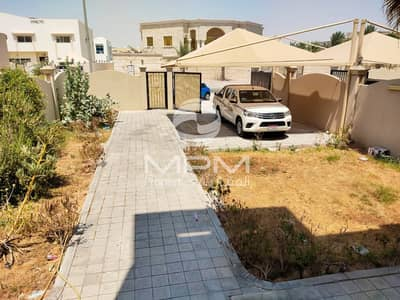 5 Bedroom Villa for Rent in Khalifa City A, Abu Dhabi - Spacious and Clean 5 Bedrooms Villa + maids room & yard