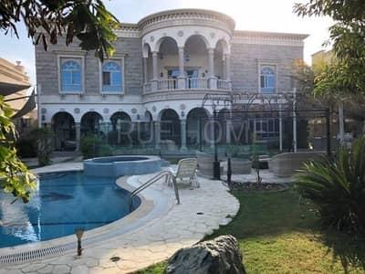 5 Bedroom Villa for Sale in Sharqan, Sharjah - Elegant 5BR Villa With 1BR Guest Bungalow