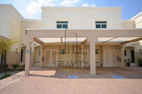 تاون هاوس 2 غرفة نوم للايجار في الغدیر، أبوظبي - HOTDEAL!! Amazing townhouse in Al Ghadeer W/ 3Payments