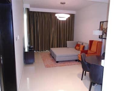 شقة 1 غرفة نوم للايجار في داماك هيلز (أكويا من داماك)، دبي - Golf Course View High End semi Furniture Luxury