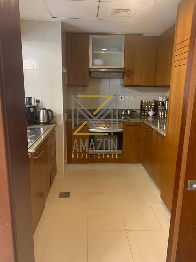 2 Fully Furnished / Luxurious and Huge 2 Bedroom + Study  / STANDPOINT Towers
