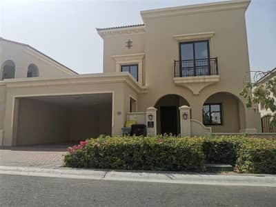 5 Bedroom Villa for Rent in Arabian Ranches 2, Dubai - Well Maintained 5 Bed Villa | Prime Location