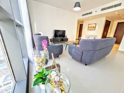 فلیٹ 2 غرفة نوم للايجار في ذا لاجونز، دبي - Higher Floor   Creek View   Luxury Furnished Unit