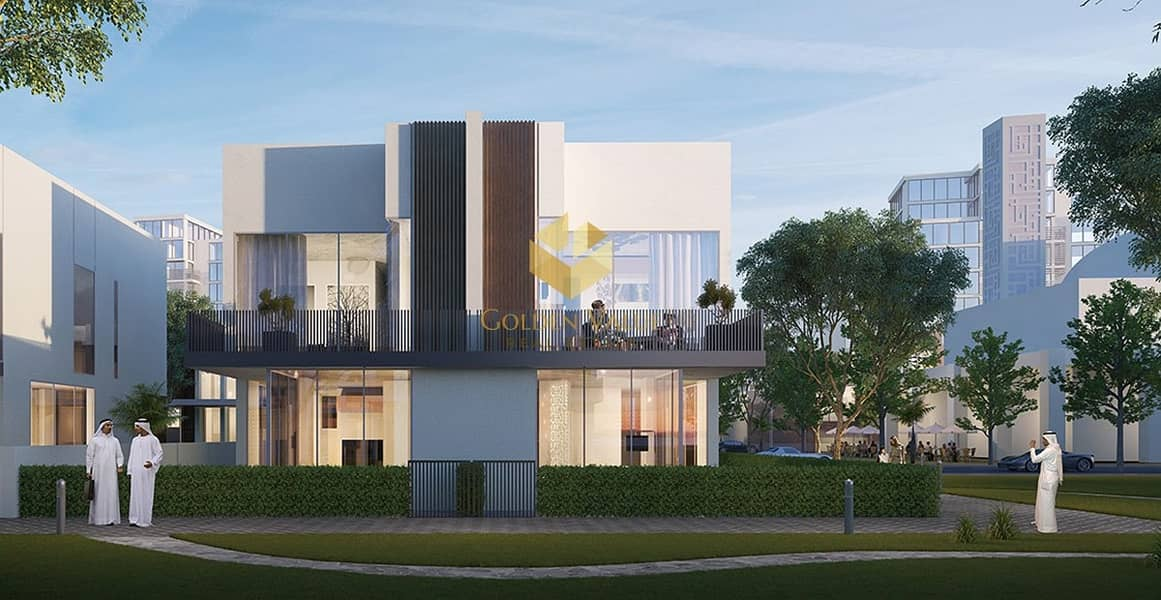 3 BR villa | prime location | luxury community |