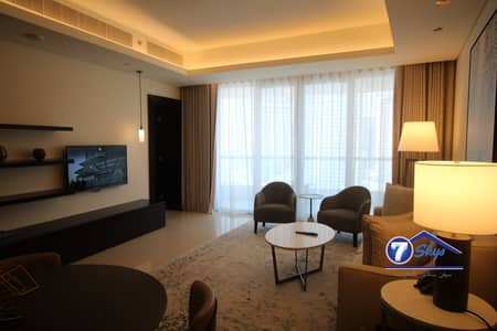 Luxury Fully Furnished 1BR | Address Downtown