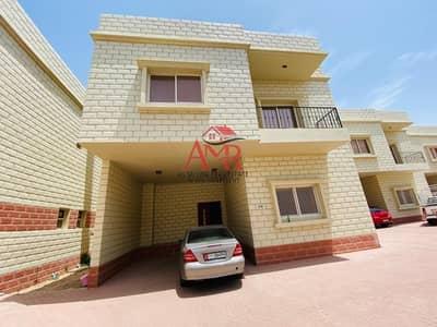 فیلا 4 غرف نوم للايجار في المرخانية، العین - Its a Neat & Clean Compound Villa With Pool & Gym