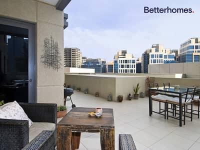 شقة 1 غرفة نوم للبيع في وسط مدينة دبي، دبي - Private Terrace | Furnished | Exclusive