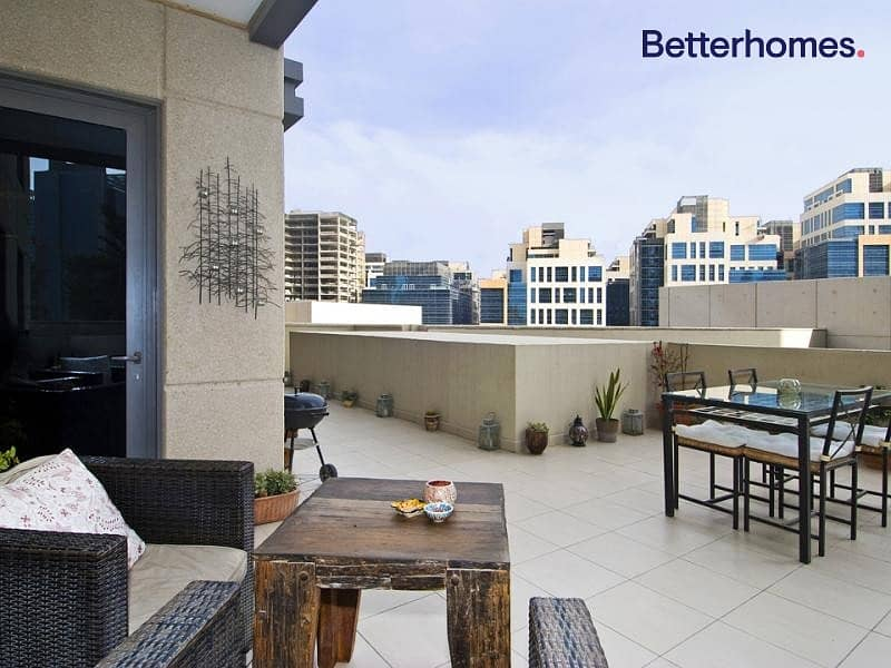 Private Terrace   Furnished   Exclusive