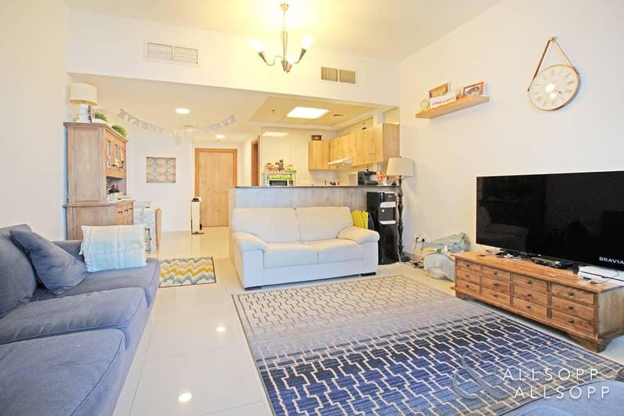 2 2 Beds | Maid's Room | Full Marina Views