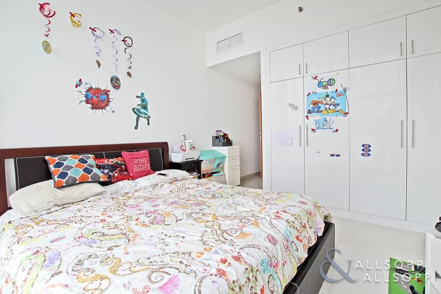 10 2 Beds | Maid's Room | Full Marina Views