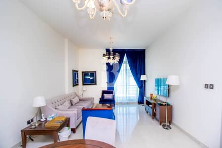 1 Bedroom Unfurnished|The Polo Residence in Meydan Avenue