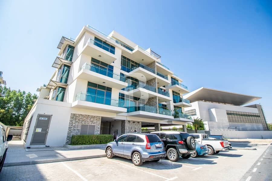 22 1 Bedroom Unfurnished|The Polo Residence in Meydan Avenue
