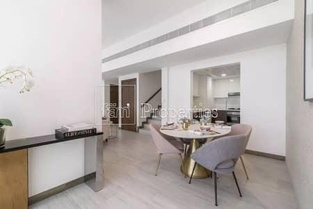 2 Bedroom Flat for Sale in Jumeirah Village Circle (JVC), Dubai - Brand New Luxury   2 BR Duplex