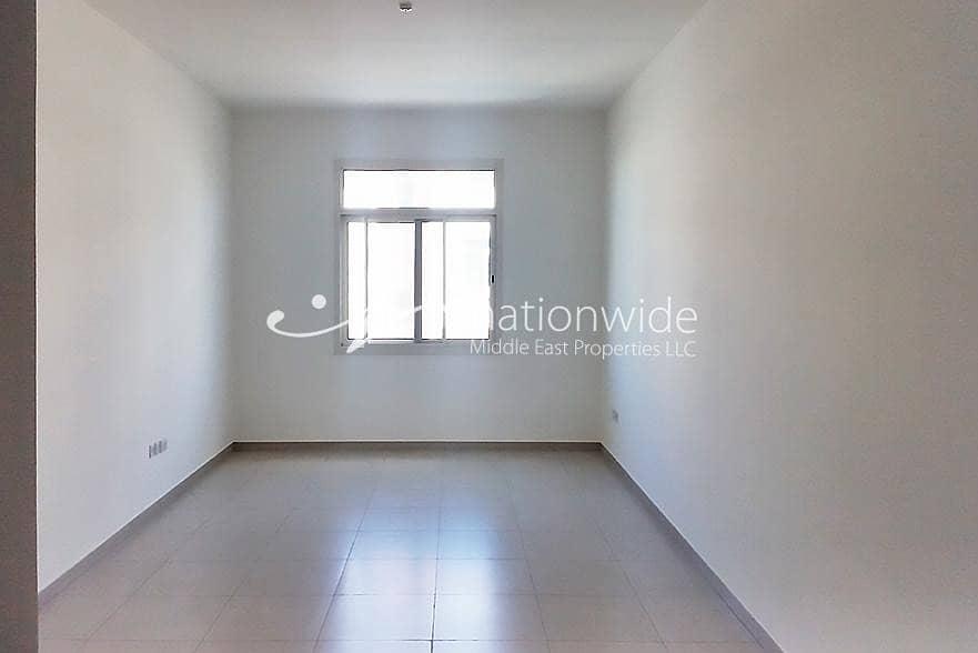 2 Vacant! Cozy Terraced 2 BR Apartment In Al Ghadeer