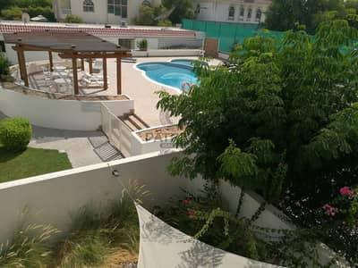 فیلا 4 غرف نوم للايجار في الصفا، دبي - Spacious 4BR Villa  Tennis Court   Safa 2