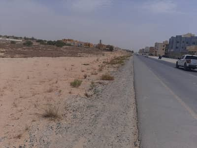 Plot for Sale in Al Rawda, Ajman - Take the opportunity and own a distinctive commercial land on Riyadh Street directly from the owner, a very special location