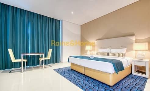شقة فندقية  للبيع في الخليج التجاري، دبي - Heart of Business Bay | Studio | Furnished