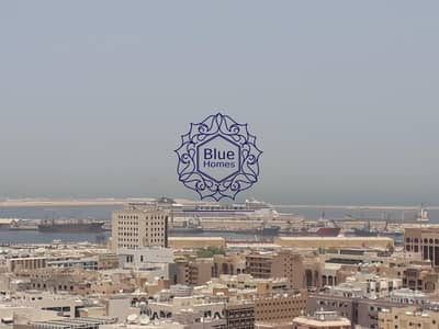3 Bedroom Apartment for Rent in Bur Dubai, Dubai - Sea View A/C Free 2Month Free Luxuries 3Bhk All Room Master Maid Room