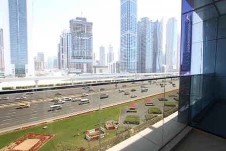 استوديو  للايجار في شارع الشيخ زايد، دبي - Best Price 1BHK Near to Downtown Dubai 52K Only