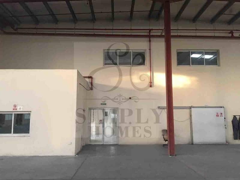 2 Large Warehouse | Docking Bay | High Power