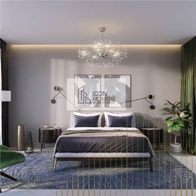 استوديو  للبيع في قرية جميرا الدائرية، دبي - Luxurious Studio | 5 years post payment plan | Spacious layout