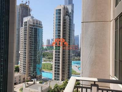 1 Bedroom Apartment for Rent in Downtown Dubai, Dubai - Spacious  Boulevard View Laundry Room.