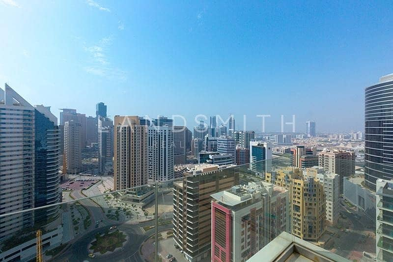 19 Modern and Beautiful 1BR Penthouse in Two Towers A