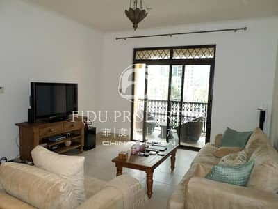 فلیٹ 1 غرفة نوم للبيع في المدينة القديمة، دبي - Stunning  1 Bedroom | Zaafaran | Old Town