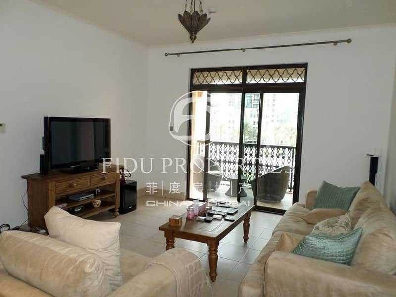 1 Stunning  1 Bedroom | Zaafaran | Old Town