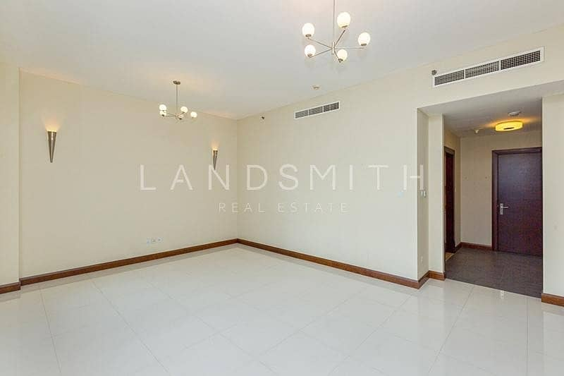 2 Ready to Move In Spacious 1BR Low Floor Apartment