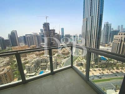 شقة 1 غرفة نوم للبيع في وسط مدينة دبي، دبي - Biggest 03 Layout | High Floor | Motivated Seller