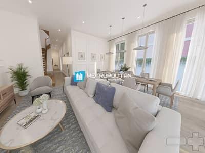5 Bedroom Townhouse for Sale in Jumeirah, Dubai - Resale | Direct Sea & La Mer View | Payment plan